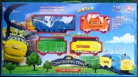 Mainan Kereta Api Chuggington Train