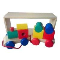 Mainan Kereta Api Duo With Box
