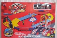 Mainan Kereta Api Racer Toprail Car (899-6)