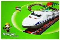 Rapid Transit Mainan Kereta Api (9914)